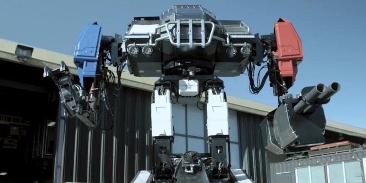 Robot Eagle Prime.