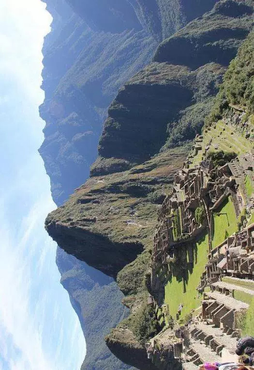 Khuôn mặt của Inca