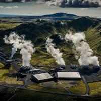 Nhà máy đầu tiên trên thế giới biến khí CO2 thành đá