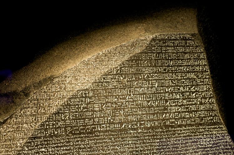 Phiến đá Rosetta.