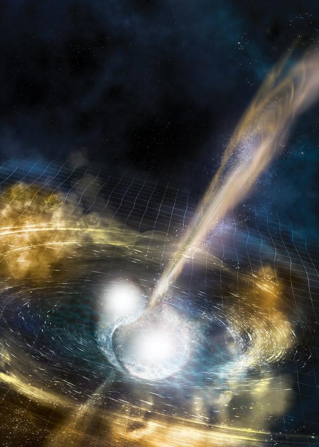 """Sao neutron là hình thái của một ngôi sao siêu lớn vào giai đoạn """"cuối đời""""."""