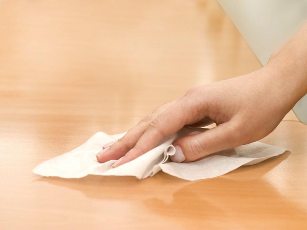 Khăn giấy, giấy ướt