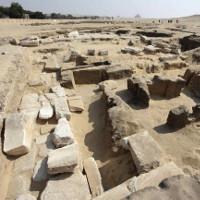 Phát lộ dấu tích đền thờ có niên đại 3.200 năm tại Ai Cập