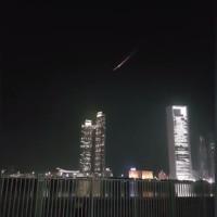 Vật thể bốc cháy gây lo sợ trạm vũ trụ Trung Quốc rơi