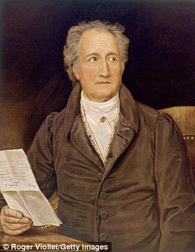 Johann Goethe (IQ: 180-225)