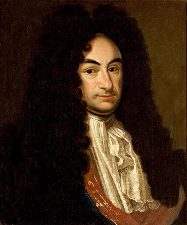 Gottfried Leibniz (IQ: 182-205).