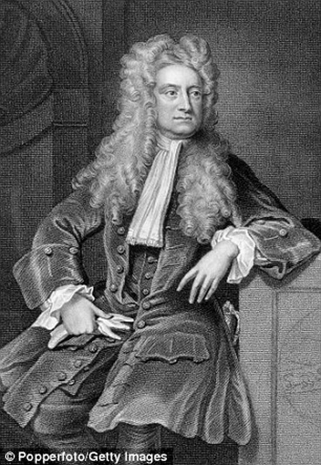 Issac Newton (IQ: 190-200)