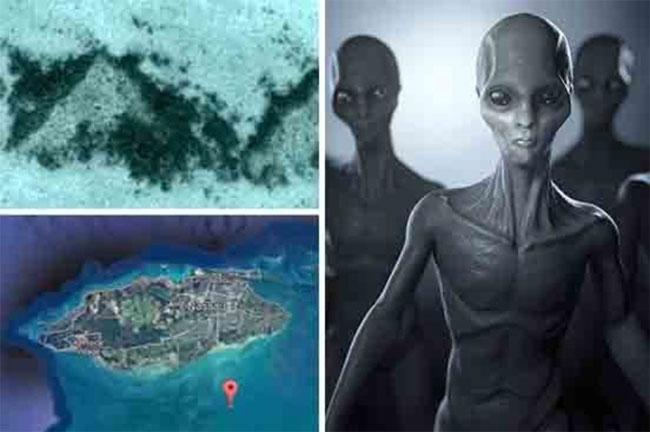 Người ngoài hành tinh từng xây dựng kim tự tháp dưới đáy vùng biển New Providence?