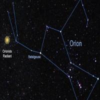 Hướng dẫn quan sát mưa sao băng Orionids đêm nay