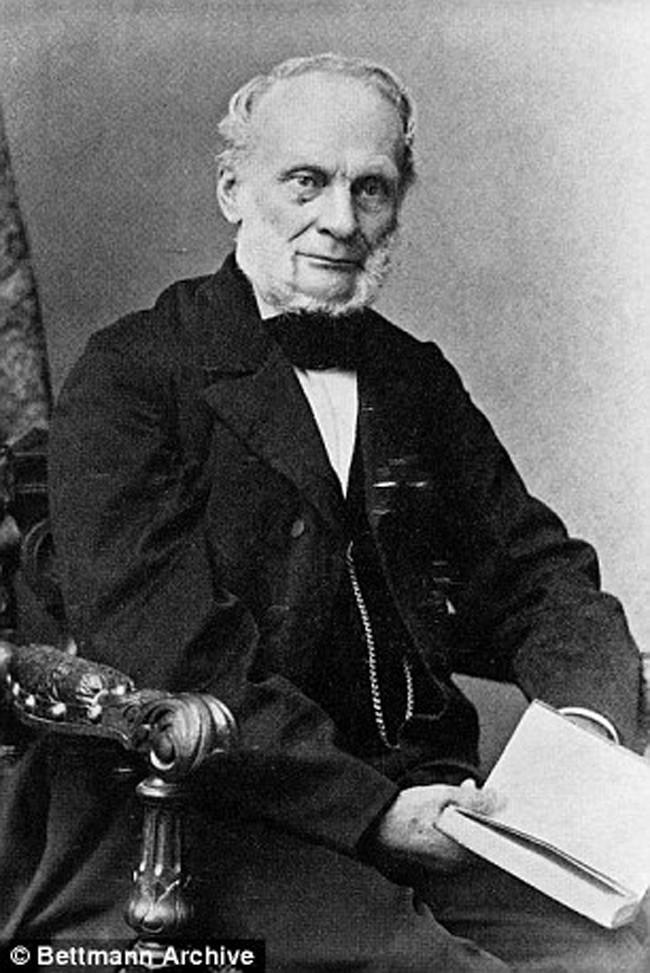 Rudolf Clausius (IQ: 190-205)