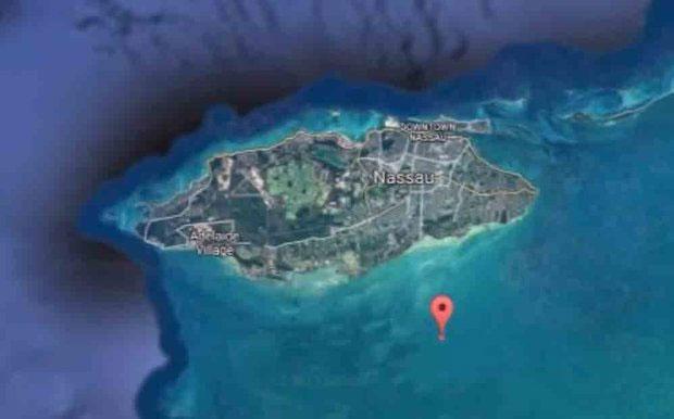 Một số người tuyên bố sẽ tới Bahamas lặn biển để tìm kiếm kim tự tháp của người ngoài hành tinh.