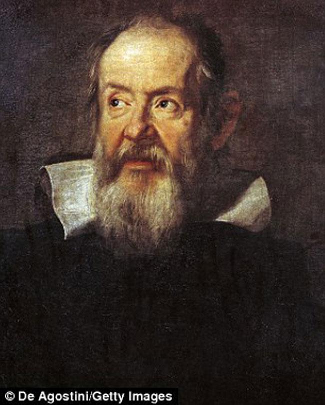 Galileo Galilei (IQ: 180-200)