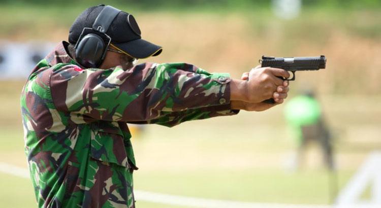 Bắn một khẩu súng có thể khiến người ta sửng sốt.