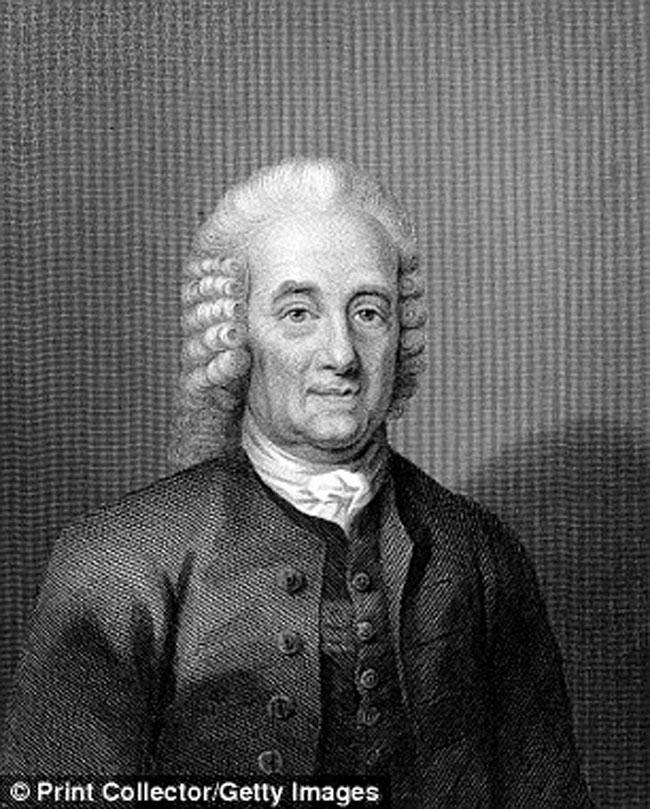 Emanuel Swedenborg (IQ: 165-210)