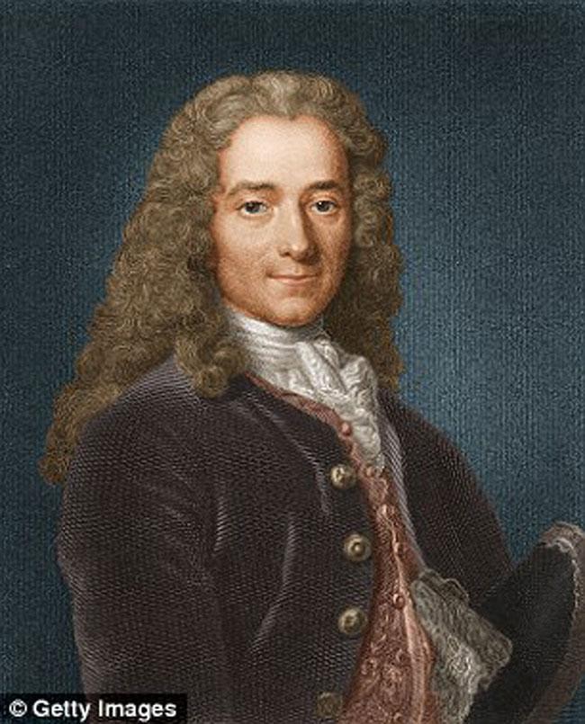 François-Marie Arouet (IQ: 190-200)