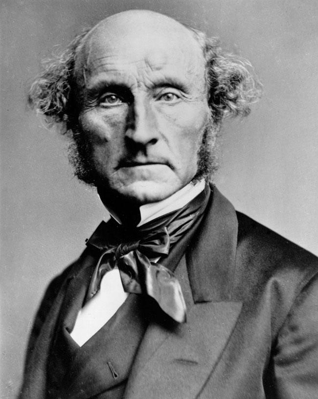 John Stuart Mill (IQ: 180-200)
