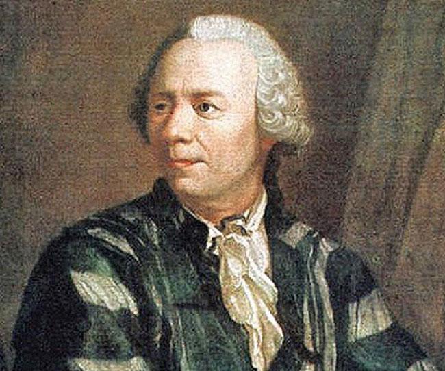 Leonard Euler (IQ: 180-200)