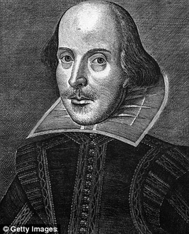William Shakespeare (IQ: 210)