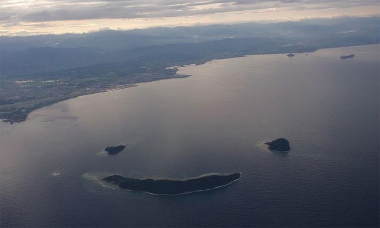 Ba đảo Manukan, Mamutik và Sulug (Sabah, Malaysia)