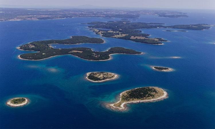 Đảo Gaz (Istria, Croatia)