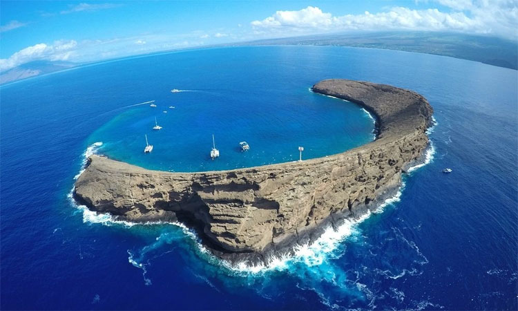 Đảo Molokini (Hawaii, Mỹ)