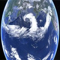 Video: Sông khí quyển gây mưa 43 ngày liên tục ở Mỹ