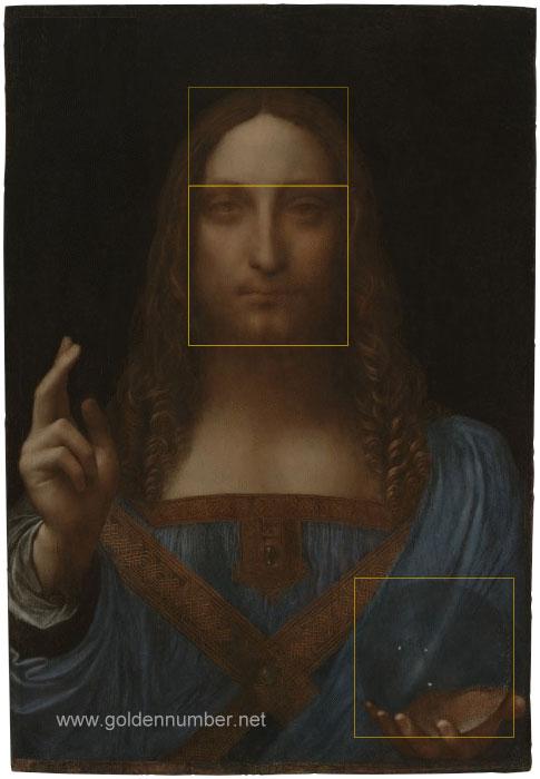 Bức tranh Salvator Mundi