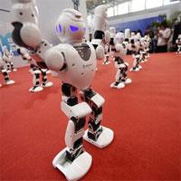 """Bắc Kinh thử nghiệm """"cảnh sát robot cơ động"""""""