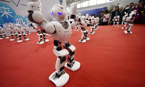 Trung Quốc đang đặt mục tiêu trở thành dẫn đầu thế giới về trí tuệ nhân tạo và robot