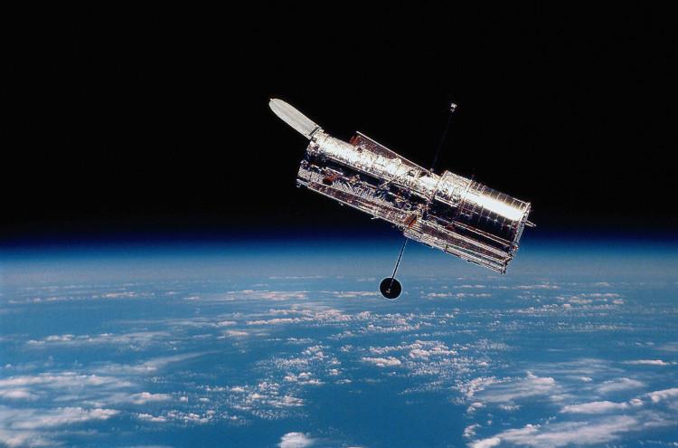 Ảnh chụp kính thiên văn vũ trụ Hubble.