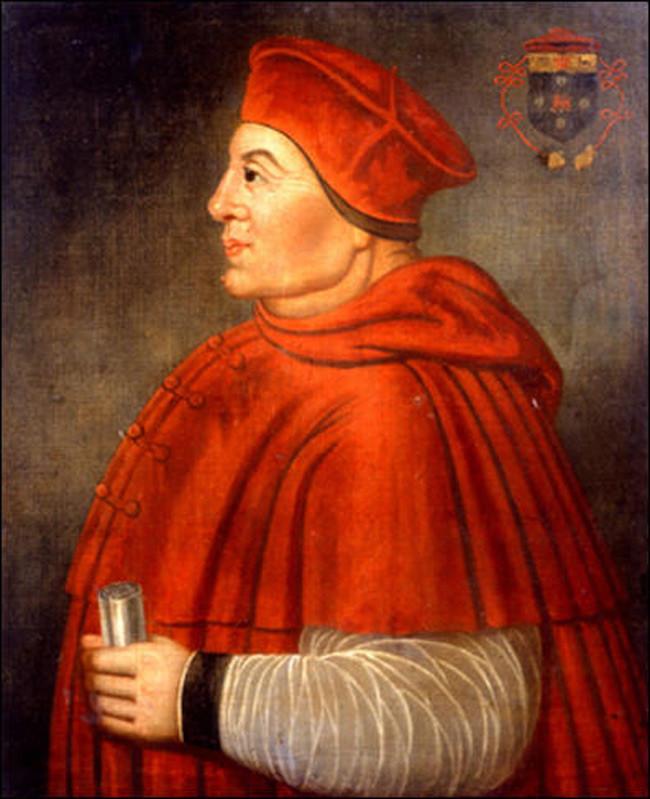 Thomas Wolsey (IQ: 200)