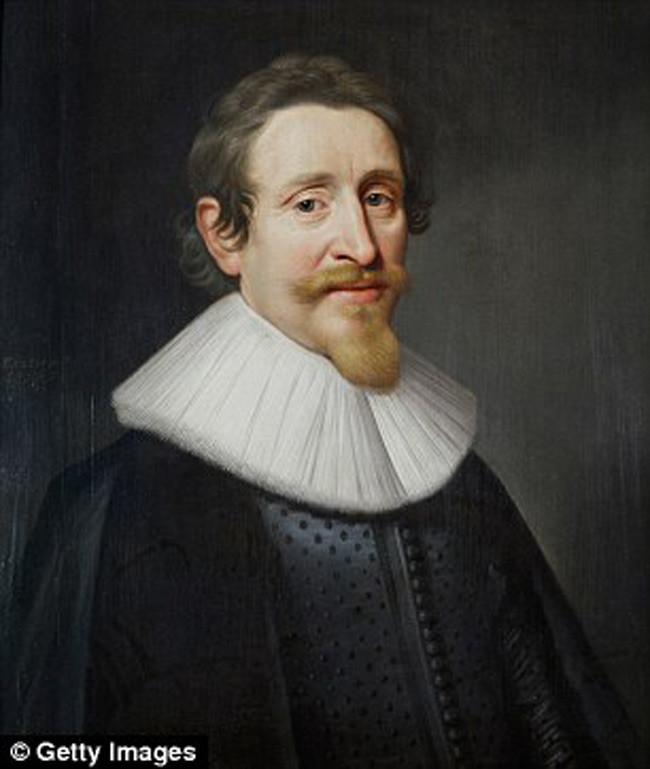Hugo Grotius (IQ: 200)