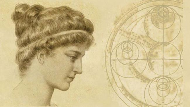 Hypatia of Alexandria (IQ: 170-210)