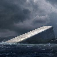 Bí mật ẩn giấu sau khối bê tông khổng lồ dưới biển