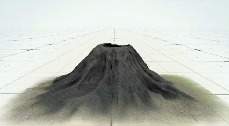 Siêu núi lửa có thang độ mạnh cấp 8 theo chỉ số phun trào núi lửa