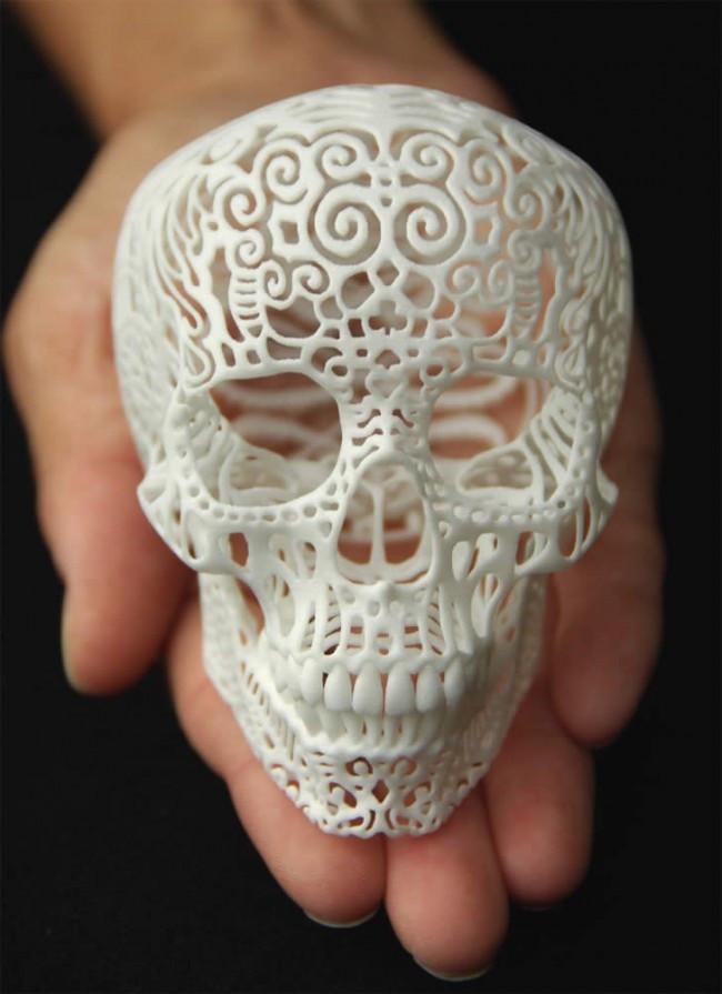 Một sản phẩm từ công nghệ tin 3D.