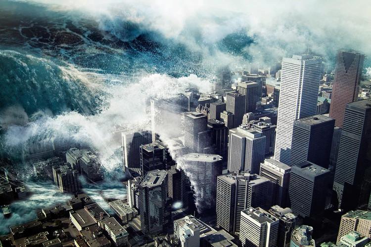 Nibiru xuất hiện có thể gây sóng thần tốc độ 1.200km/h.