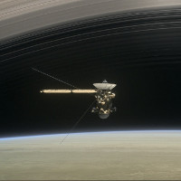 Phi thuyền Cassini và những điều chưa biết