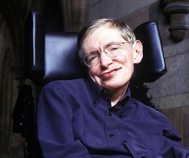 Stephen Hawking (IQ: 160)
