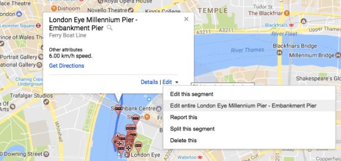 Mỗi ngày, một lượng lớn sự thay đổi được áp dụng lên Google Maps.