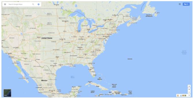 Google Maps thu thập một lượng thông tin ngoại tuyến khổng lồ và sau đó công bố chúng trực tuyến.