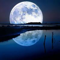 Hai ảo ảnh khiến Mặt Trăng lớn hơn ở gần đường chân trời