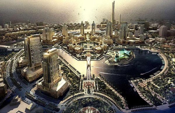 Siêu thành phố mang tên Neom