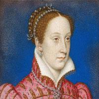 Phát hiện hình vẽ chìm nữ hoàng Scotland sau bức tranh 500 năm tuổi