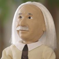 Professor Einstein - AI dễ thương với khuôn mặt Einstein