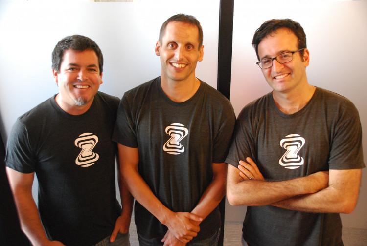Những nhà sáng lập của startup Zebra Medical Vision.