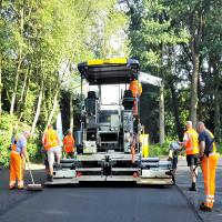 Hà Lan lát đường bằng giấy vệ sinh tái chế