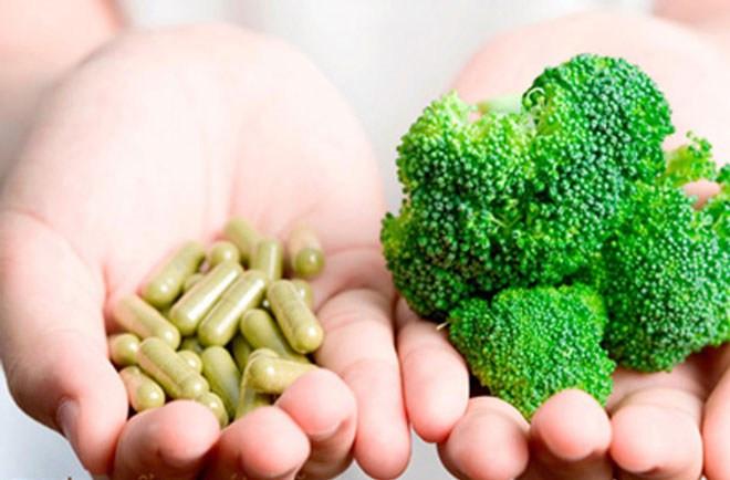 Thực phẩm chức năng phát triển cùng sự tiến bộ của công nghệ và khoa học.