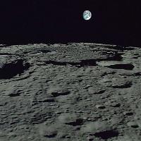 Video: Hình ảnh kỳ thú của Trái đất chụp từ Mặt trăng