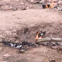 Ngọn lửa dưới lòng đất cháy suốt 59 năm ở Trung Quốc